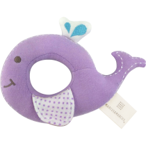 Marcus & Marcus Organic Rattle Willo