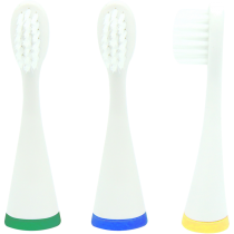 Marcus & Marcus Replacement Brush Head (Blue / Green / Yellow)