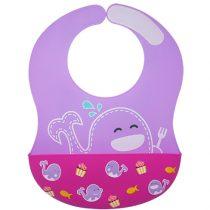 Marcus & Marcus  Wide Coverage Silicone Bib – Willo