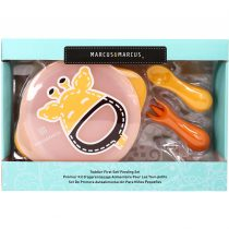 Marcus & Marcus  Toddler First Self Feeding Set – Lola