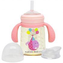 Marcus & MarcusPPSU Pudelīte mazuļiem dzeršanas iemaņu attīstīšanai – Willo