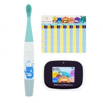 Marcus & Marcus Детский интерактивный набор для чистки зубов — Lucas