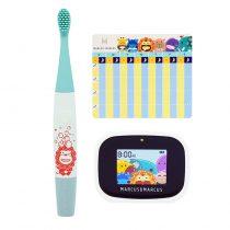 Marcus & Marcus Детский интерактивный набор для чистки зубов — Marcus