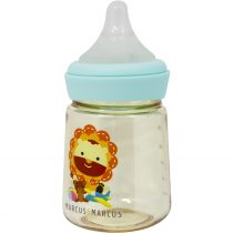Marcus & Marcus PPSU Transition Feeding Bottle 300 ML – Marcus