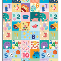 Marcus & Marcus Outdoor Mat – Counting Is Fun