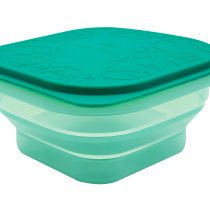 Marcus & Marcus Collapsible snack container – Ollie
