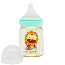 Marcus & Marcus PPSU Transition Feeding Bottle 180 ML – Marcus